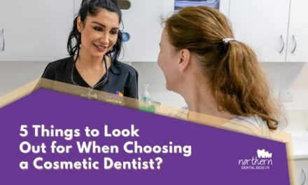 5 Things to look out for when choosing a cosmetic dentist?