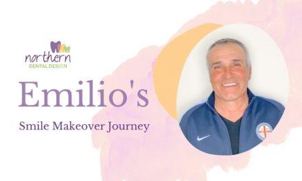 Emilio's Smile Makeover