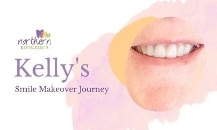 Kelly's Smile Makeover