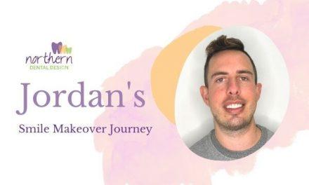 Jordan's Smile Makeover