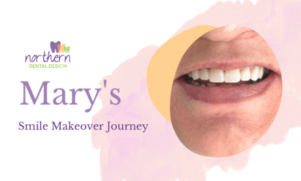Mary's Smile Makeover